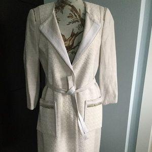 NWT Elie Tahari STUNNING jacket/coat